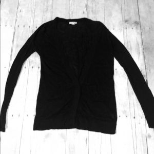 American Eagle Black Cardigan